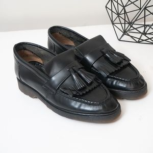 Dr Martens Made In England Loafers Adrian Tassel 7
